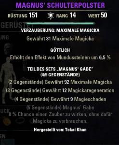Magnus - Takamba